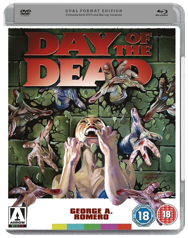 Day of the Dead (1985) (Blu-ray + DVD)
