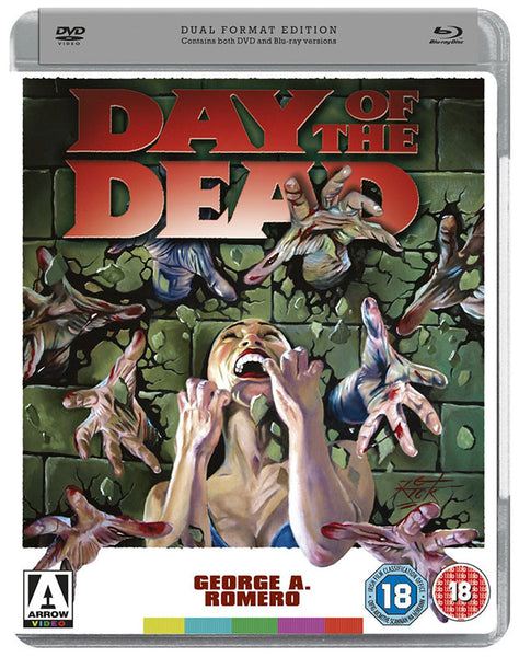 Day of the Dead (1985) (Blu-ray / DVD)