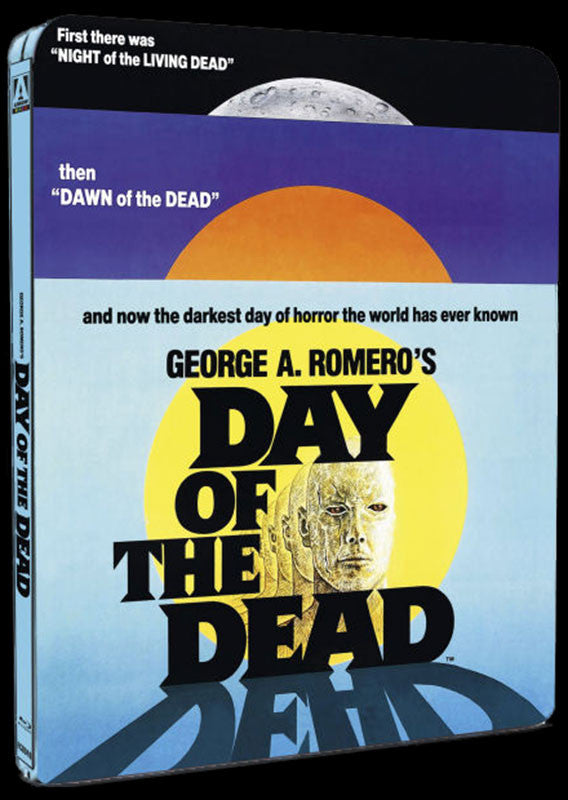 Day of the Dead (1985) (Steelbook Blu-ray)
