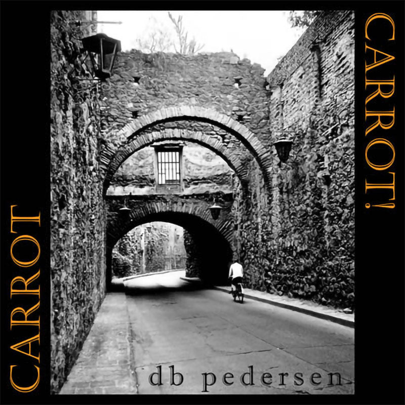 db Pedersen - Carrot Carrot (CD)