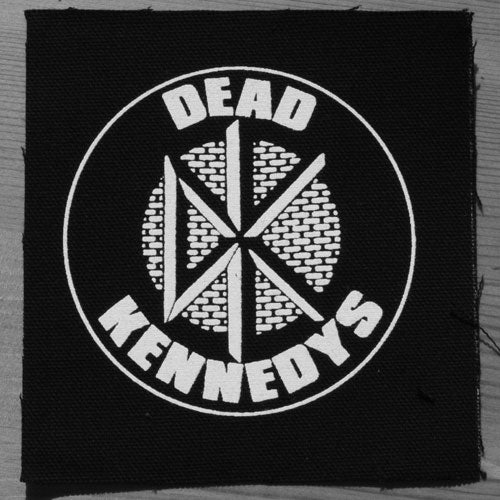 Dead Kennedys - Circle Logo (Printed Patch)