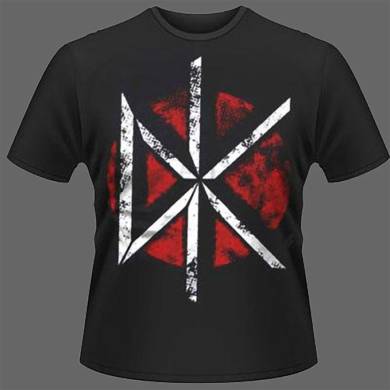 Dead Kennedys - Distressed Logo (T-Shirt)