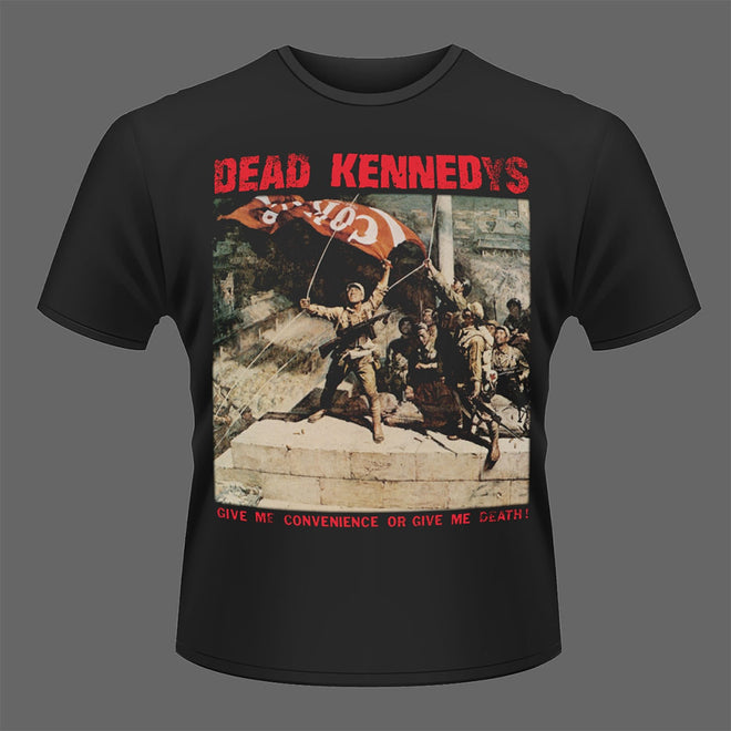 Dead Kennedys - Give Me Convenience or Give Me Death (T-Shirt)