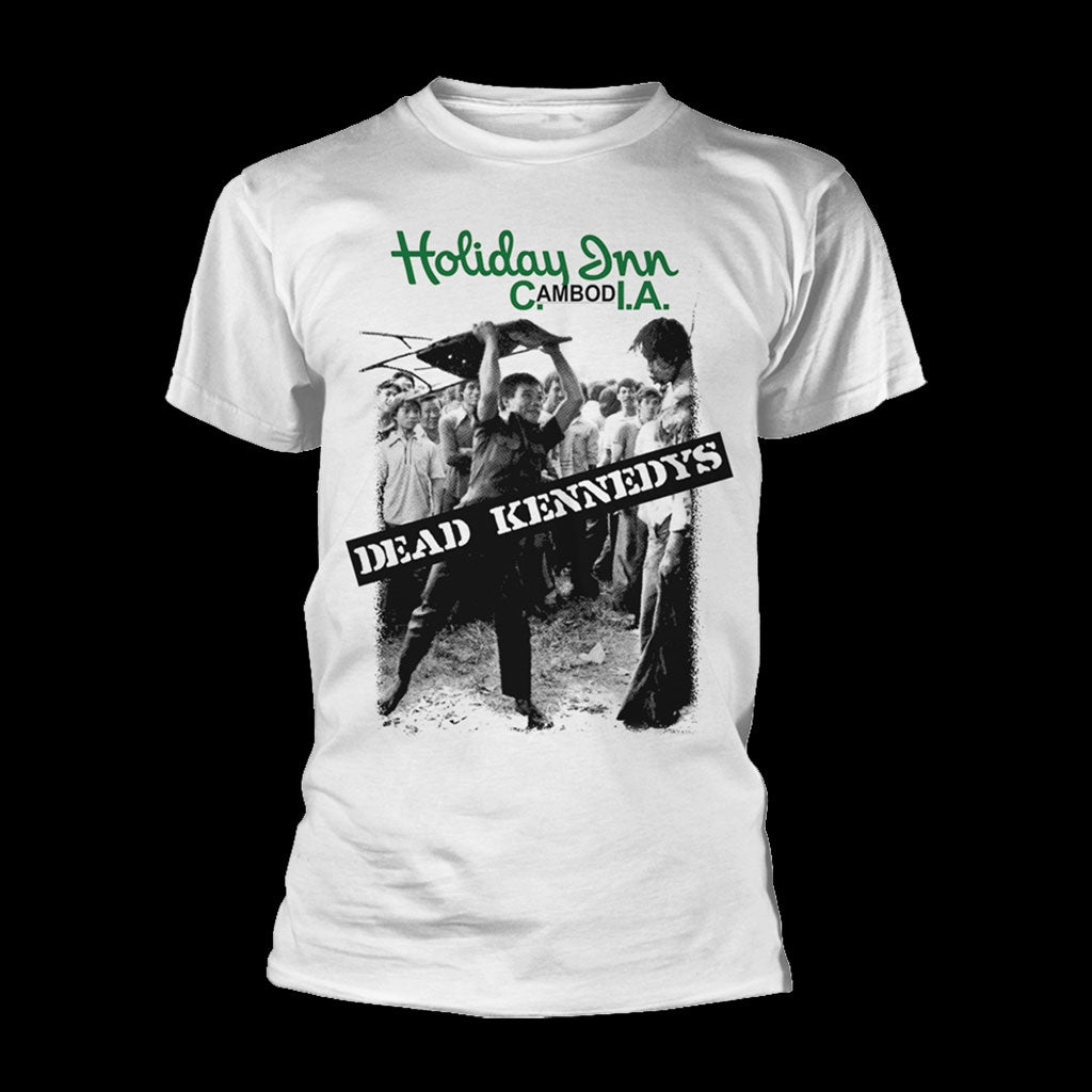 Dead Kennedys - Holiday Inn, Cambodia (T-Shirt)
