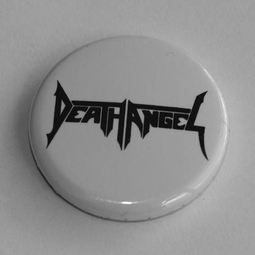 Death Angel - Black Logo (Badge)