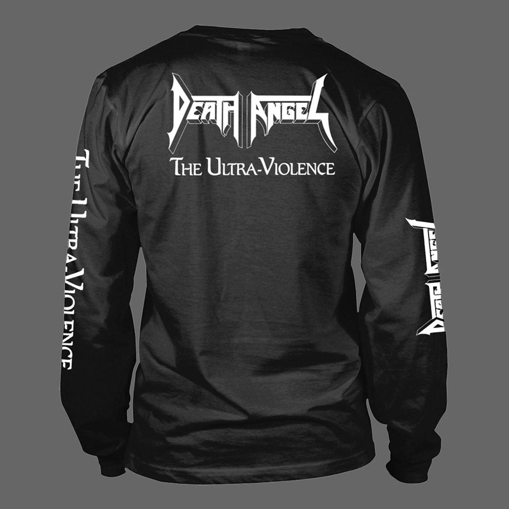 Death Angel - The Ultra-Violence (Long Sleeve T-Shirt)