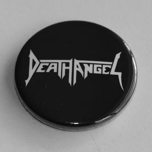 Death Angel - White Logo (Badge)