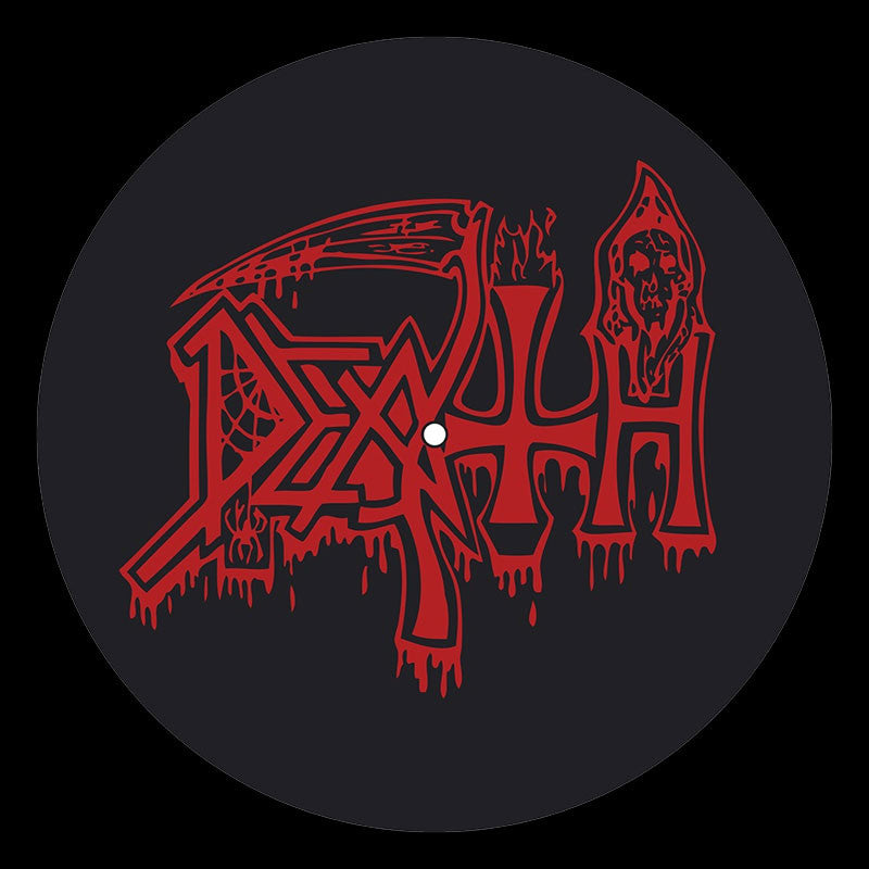 Death - Logo / Life Will Never Last (Slipmat Set)
