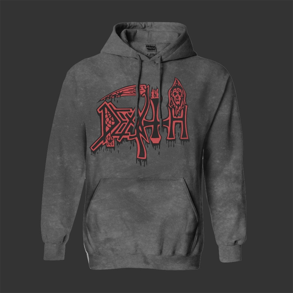 Death - Scream Bloody Gore (Vintage Wash) (Hoodie)