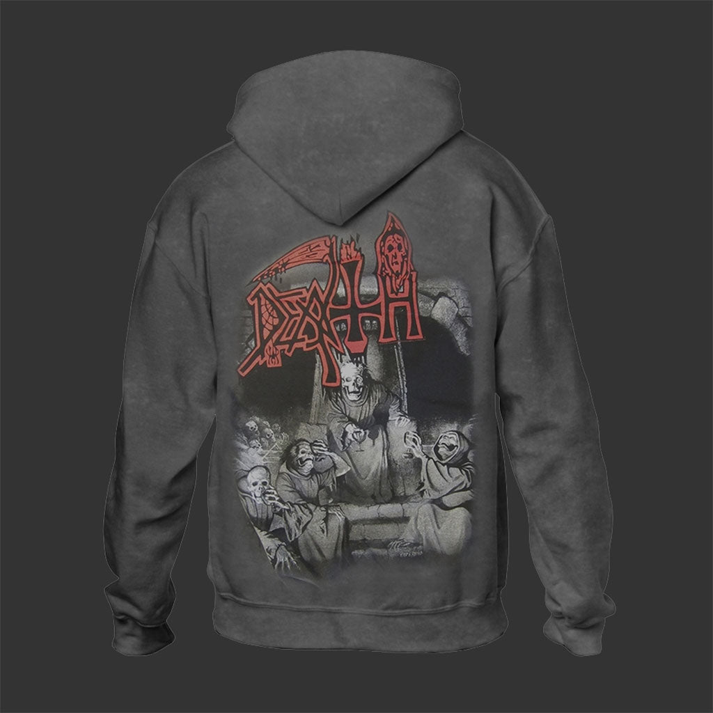 1f7fcfde460856 Death - Scream Bloody Gore (Vintage Wash) (Hoodie)