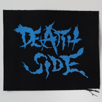 Death Side - Blue Logo (Printed Patch)
