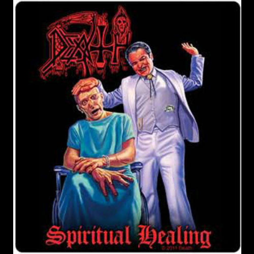Death - Spiritual Healing (Sticker)
