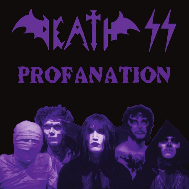 Death SS - Profanation (2013 Reissue) (EP)