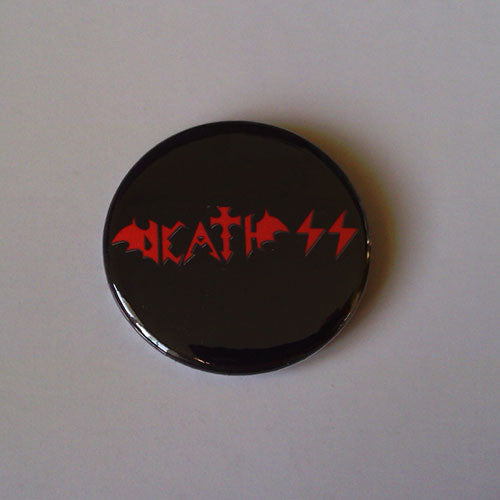 Death SS - Red Logo (Badge)