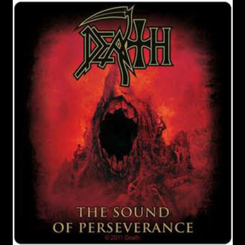 Death - The Sound of Perseverance (Sticker)