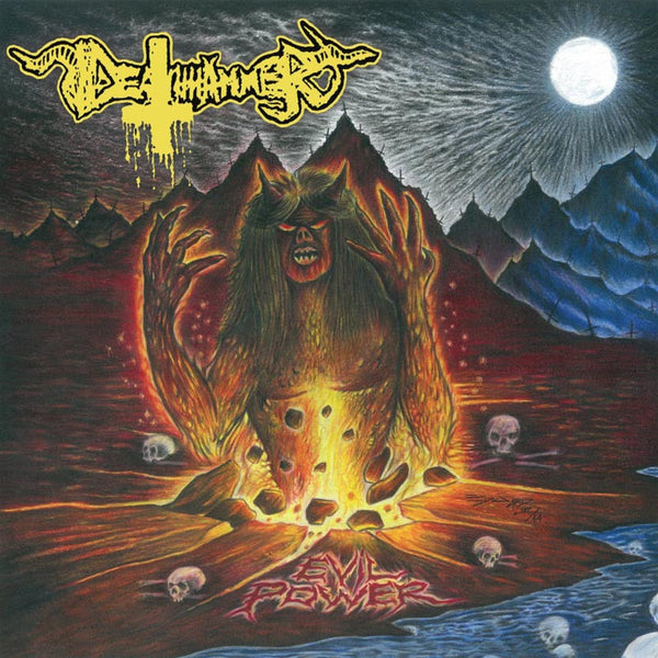 Deathhammer - Evil Power (CD)