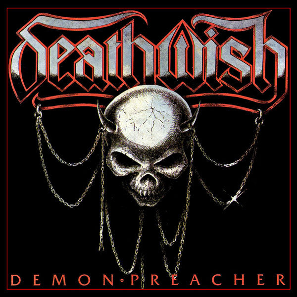 Deathwish - Demon Preacher (2012 Reissue) (CD)