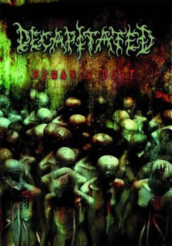 Decapitated - Humans Dust (DVD)