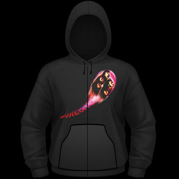 Deep Purple - Fireball (Full Zip Hoodie)