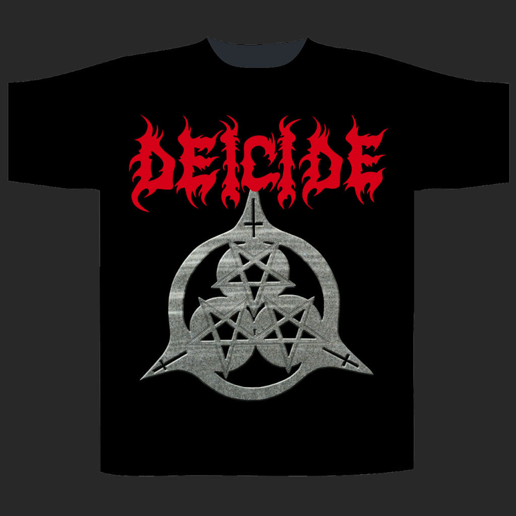 Deicide - Once Upon the Cross Symbol (T-Shirt)