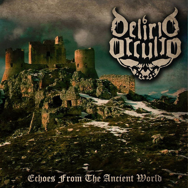 Delirio Occulto - Echoes from the Ancient World (CD-R)