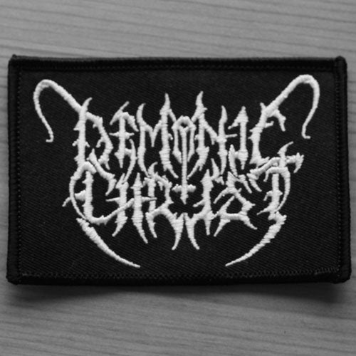 Demonic Christ - Logo (Embroidered Patch)