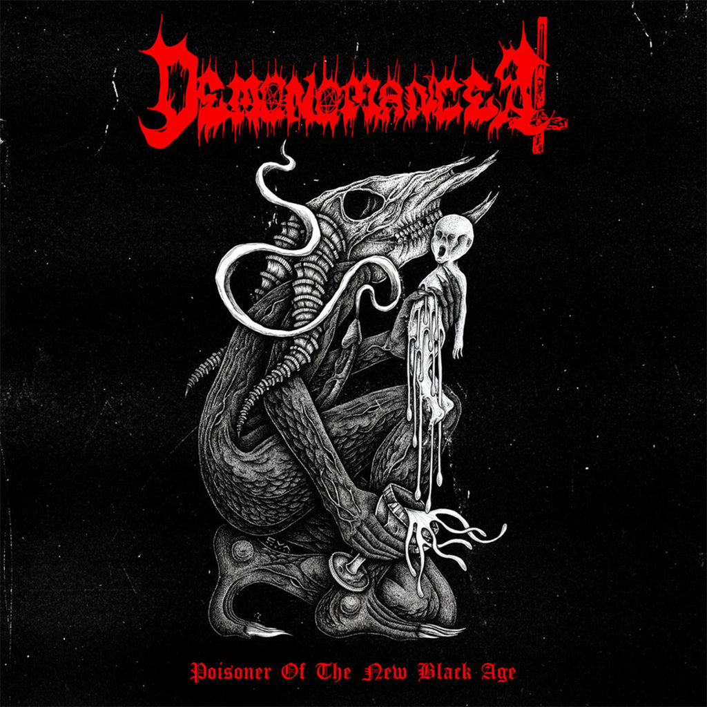 Demonomancer - Poisoner of the New Black Age (CD)