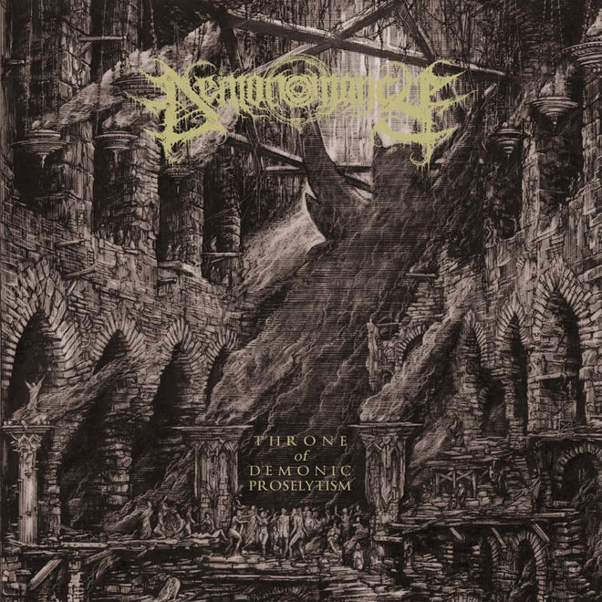 Demonomancy - Throne of Demonic Proselytism (CD)