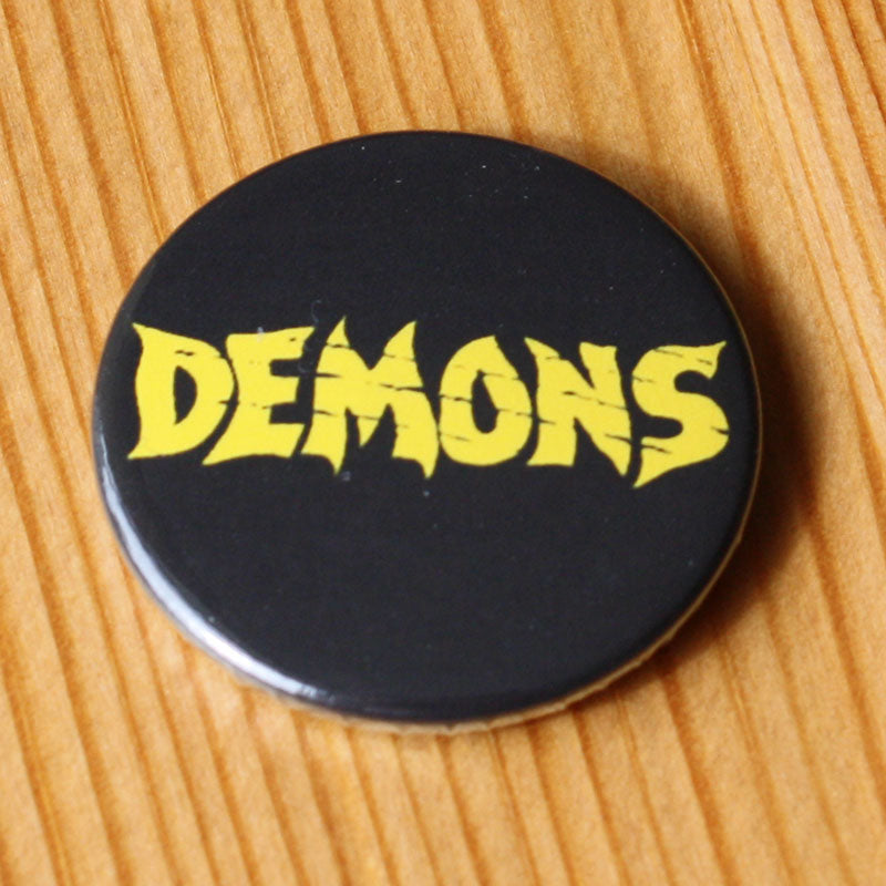 Demons (1985) (Badge)