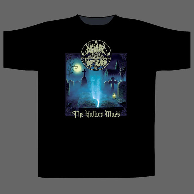 Denial of God - The Hallow Mass (T-Shirt)