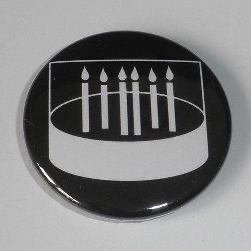 Depeche Mode - Black Celebration Symbol 5 (Badge)