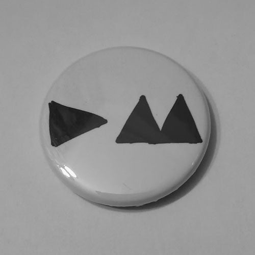 Depeche Mode - Black Triangle Logo (Badge)