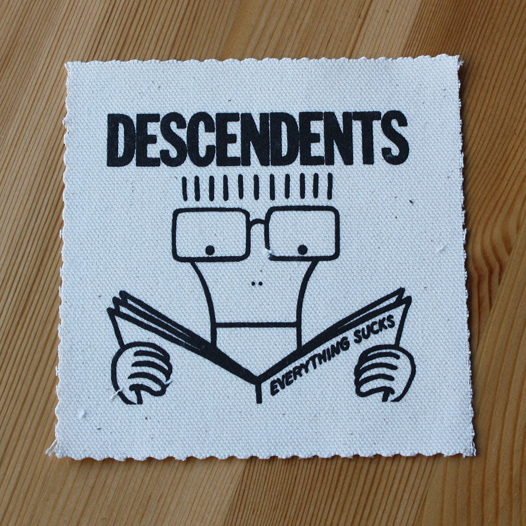 Descendents - Everything Sucks (Printed Patch)