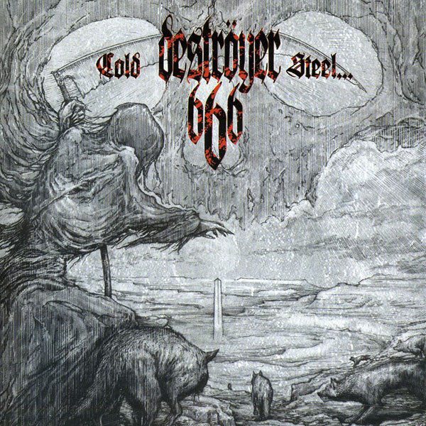 Destroyer 666 - Cold Steel... for an Iron Age (2011 Reissue) (CD)