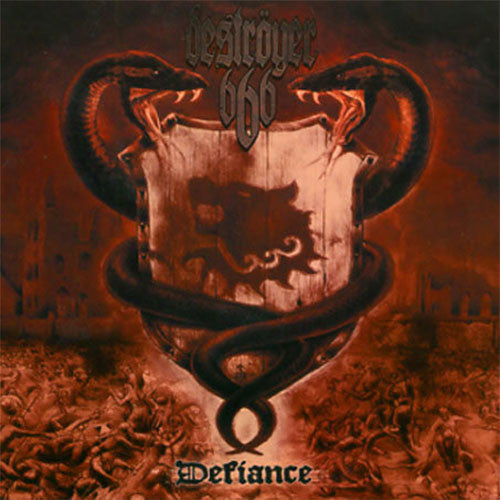 Destroyer 666 - Defiance (CD)
