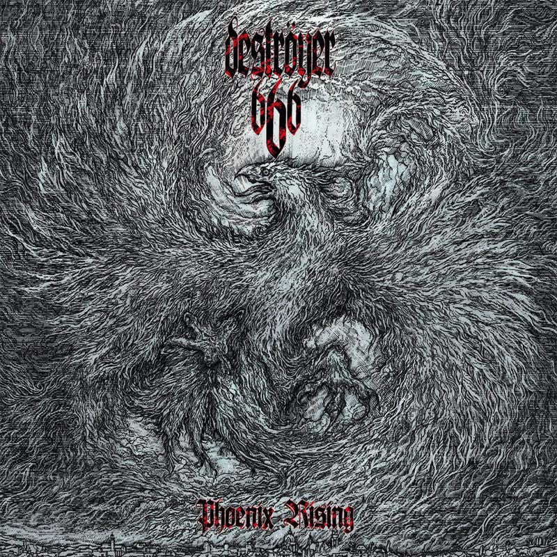 Destroyer 666 - Pheonix Rising (2012 Reissue) (CD)