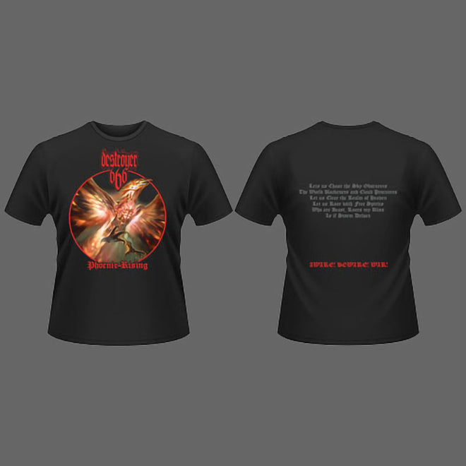 Destroyer 666 - Phoenix Rising (T-Shirt)