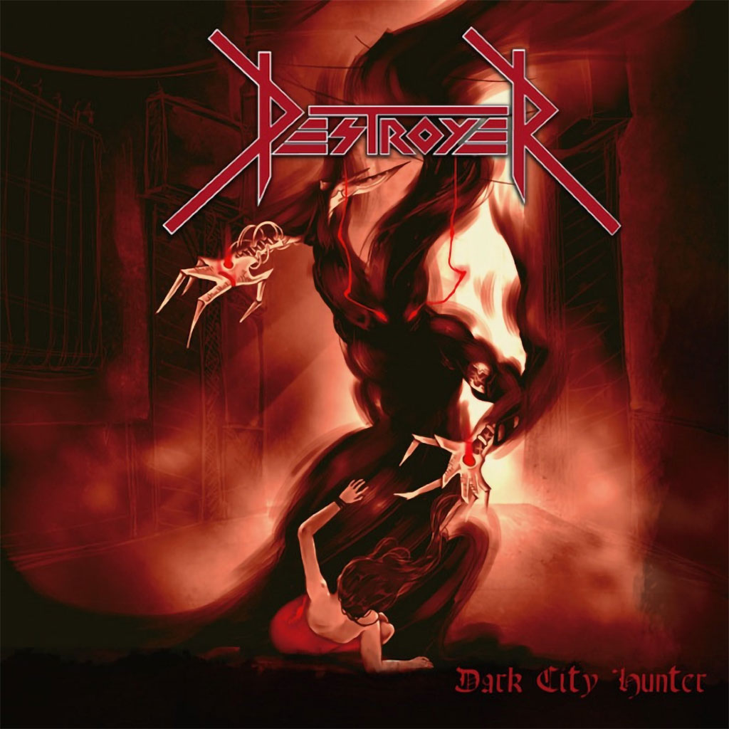 Destroyer - Dark City Hunter (CD)