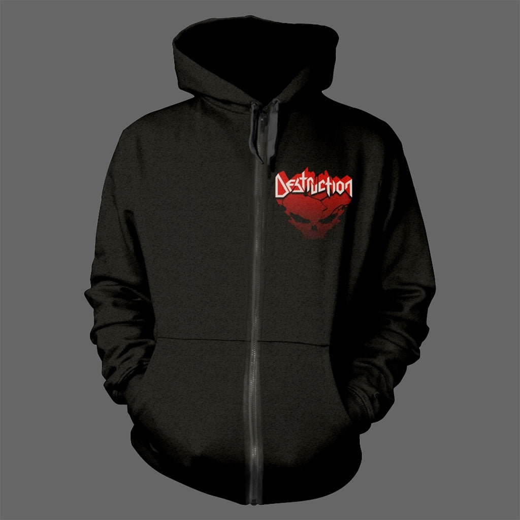 Destruction - Eternal Devastation (Full Zip Hoodie)