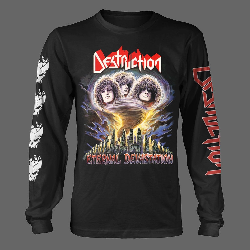 Destruction - Eternal Devastation (Long Sleeve T-Shirt)