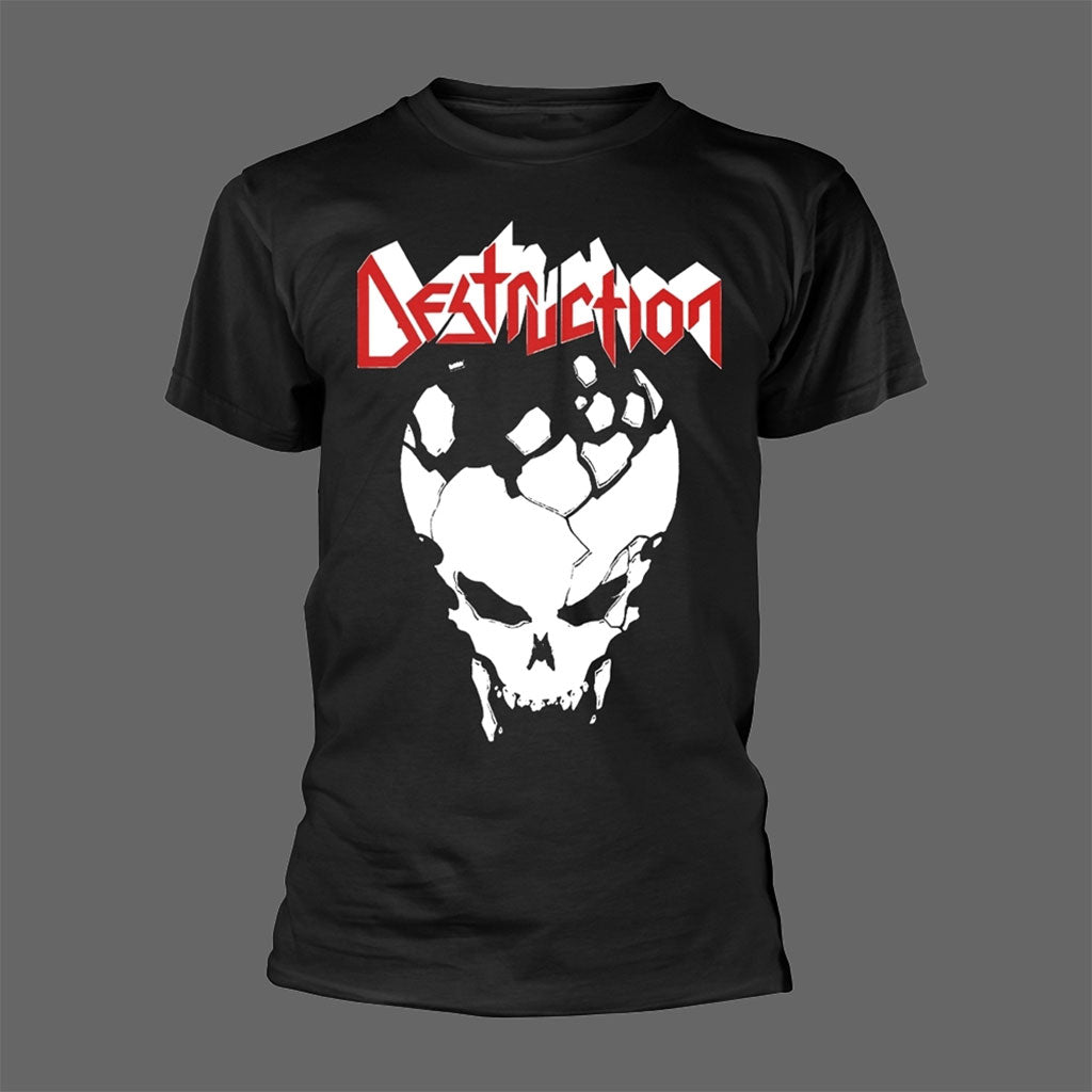 Destruction - Infernal Overkill Skull / Est 84 (T-Shirt)