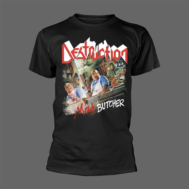 Destruction - Mad Butcher (T-Shirt)