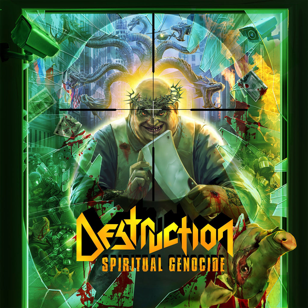 Destruction - Spiritual Genocide (Digibook CD)