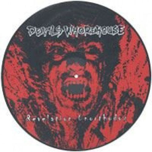 Devils Whorehouse - Revelation Unorthodox (Picture Disc LP)