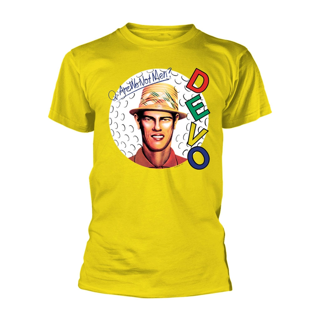 Devo - Are We Not Men, We Are Devo (T-Shirt)