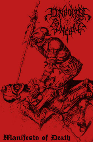 Diabolical Principles - Manifesto of Death (Cassette)