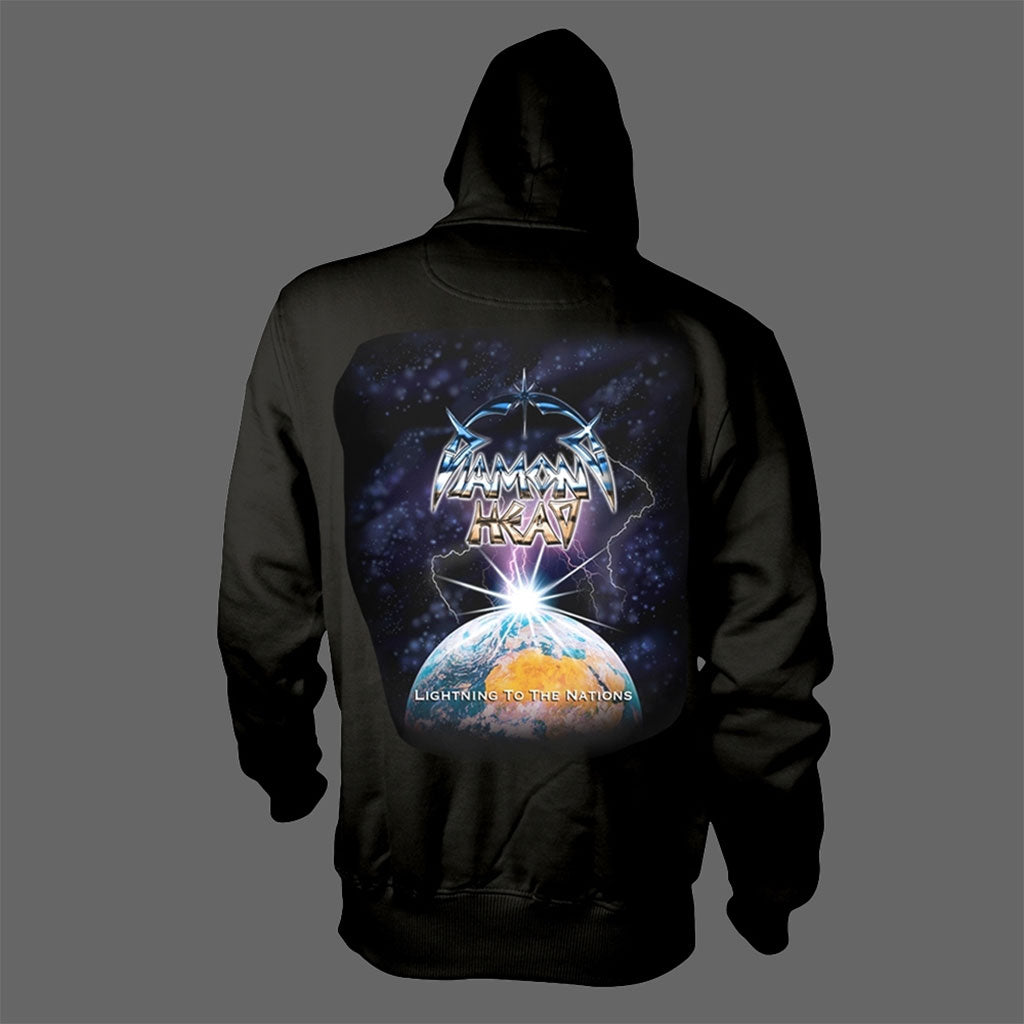 Diamond Head - Lightning to the Nations (Hoodie)