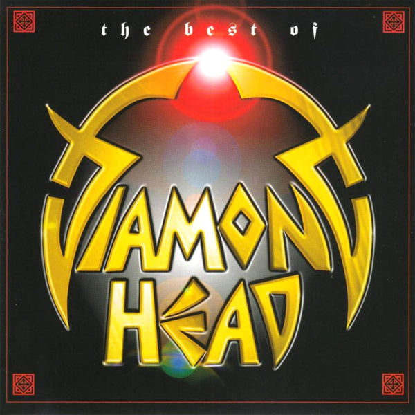 Diamond Head - The Best of Diamond Head (CD)
