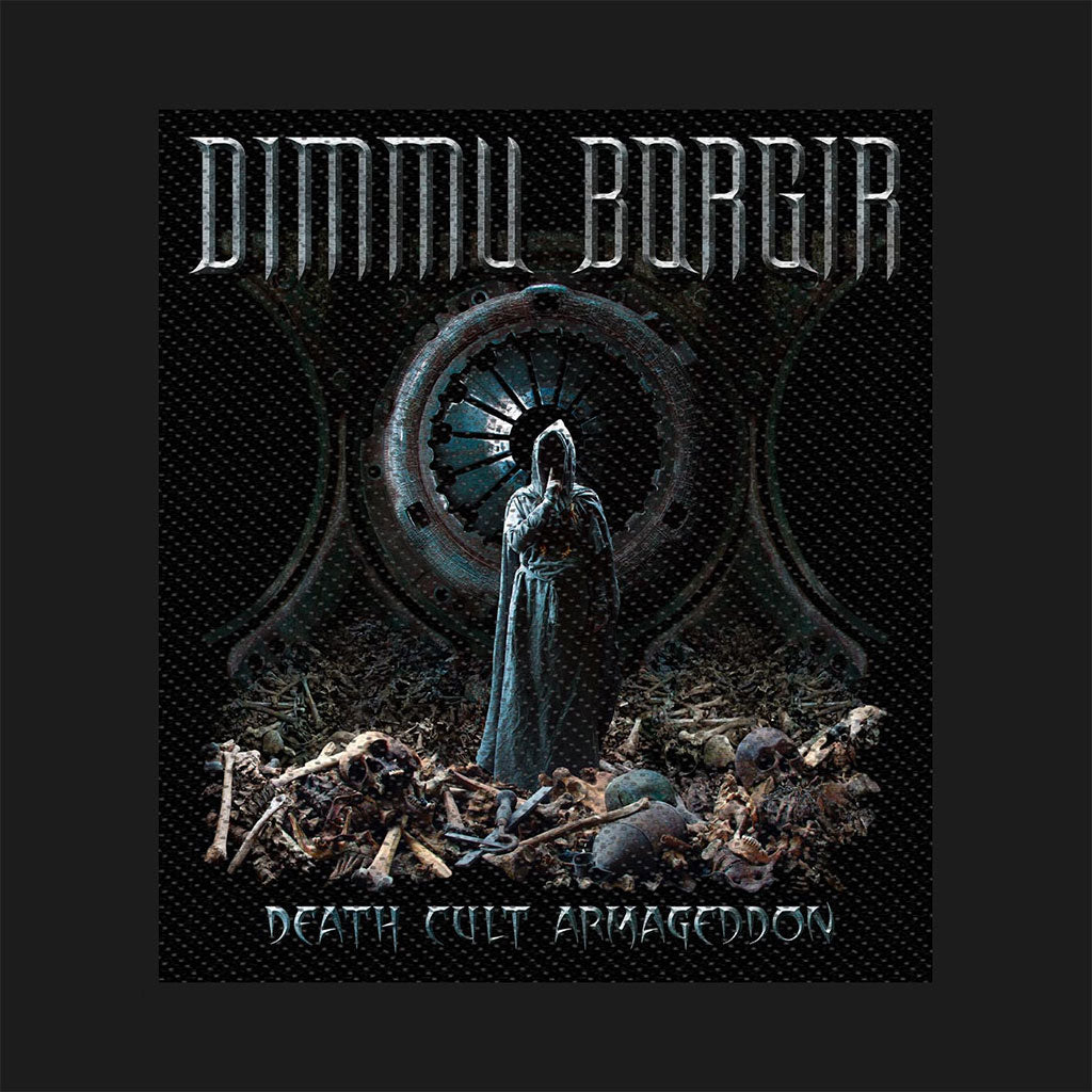 Dimmu Borgir - Death Cult Armageddon (Woven Patch)