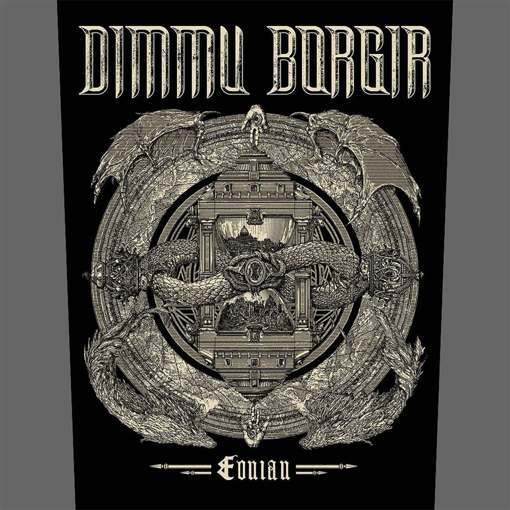 Dimmu Borgir - Eonian (Backpatch)